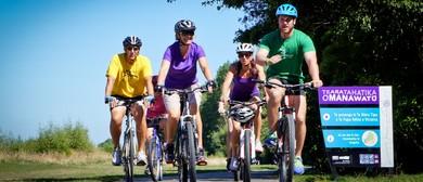 Manawatu River Pathway Bike Ride
