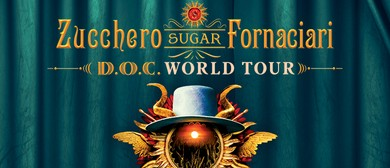 Zucchero D.O.C. World Tour: POSTPONED