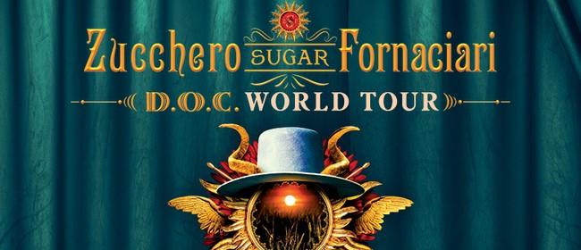 Zucchero D.O.C. World Tour: POSTPONED