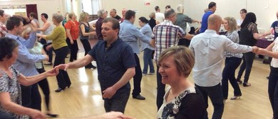 Singles Sunday - Learn to Jive