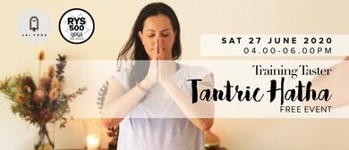 Tantric Hatha - Taster Event