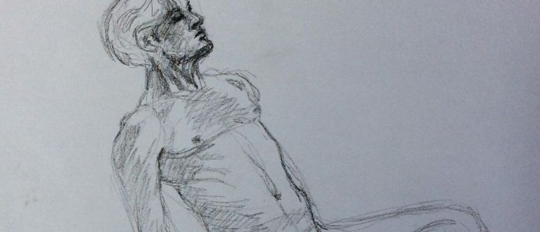 XCHC Figure Drawing: Preston
