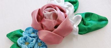 Fabric Flower Workshop