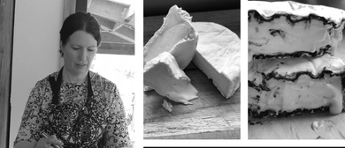 Learn to make Soft White Mould Cheeses with Cathy Lang