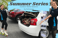 Summer Skate Series - Outdoor Sessions