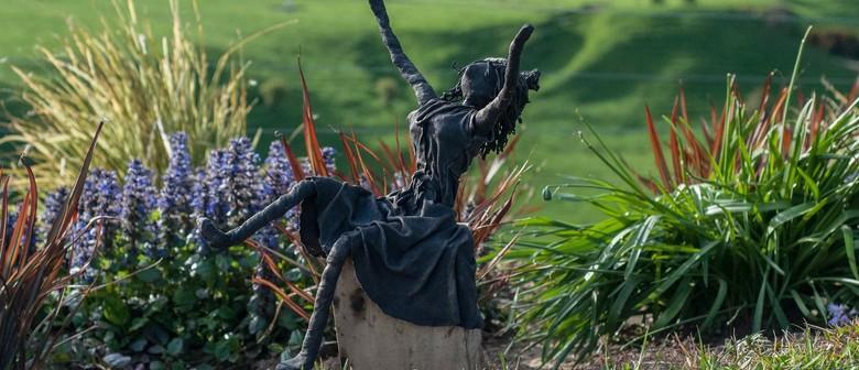 3D Sculptural Garden Art with Dimphy de Vaan