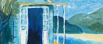 Paint & Wine Night - The Bach - Paintvine