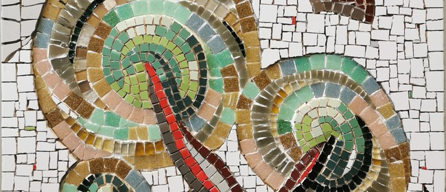Purposefully Broken Mosaic Demonstration