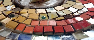 Lovingly Broken Mosaic Workshop