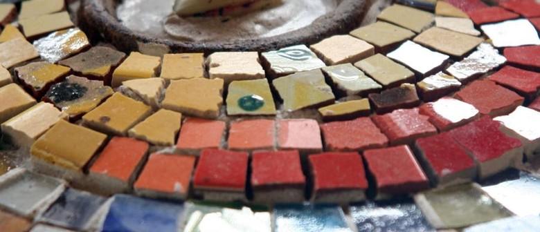 Lovingly Broken Mosaic Workshop