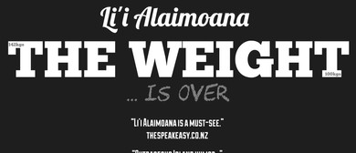 Li'i Alaimoana - The Weight is Over