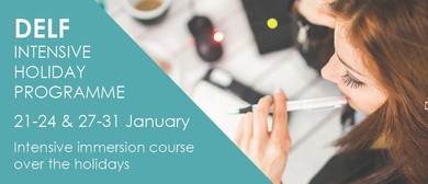 DELF Intensive Holiday Programme - January 2020