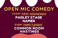 Open Mic Comedy Night
