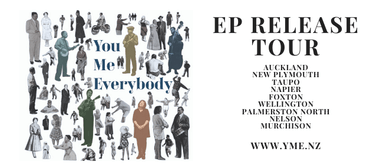 You, Me, Everybody EP Release Tour; Late night at The Bistro