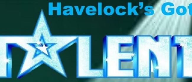 Havelock's Got Talent