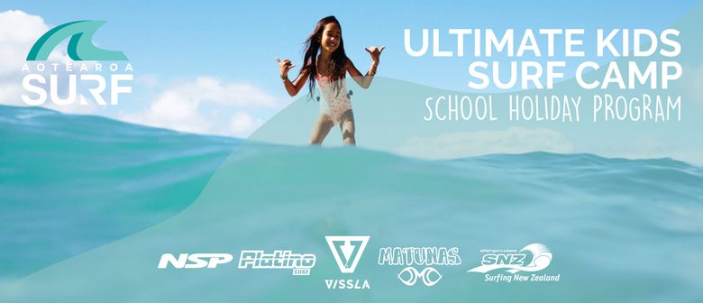 Ultimate Kids Surf Camp (Camp 2)