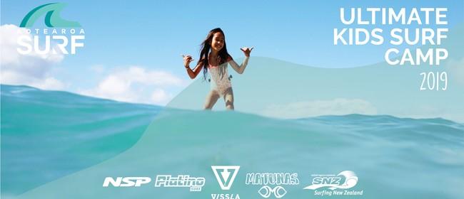 Ultimate Kids Surf Camp (Camp 3): POSTPONED