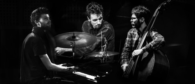 Alex Ventling Trio - Live at Leigh Sawmill Cafe