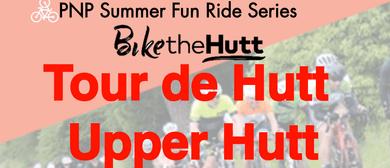 Tour de Hutt - Race 3, PNP Summer Fun Ride Series (Road)