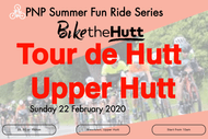 Tour de Hutt - Race 3, PNP Summer Fun Ride Series (Road)