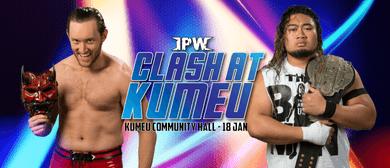 Impact Pro Wrestling: Clash At Kumeu