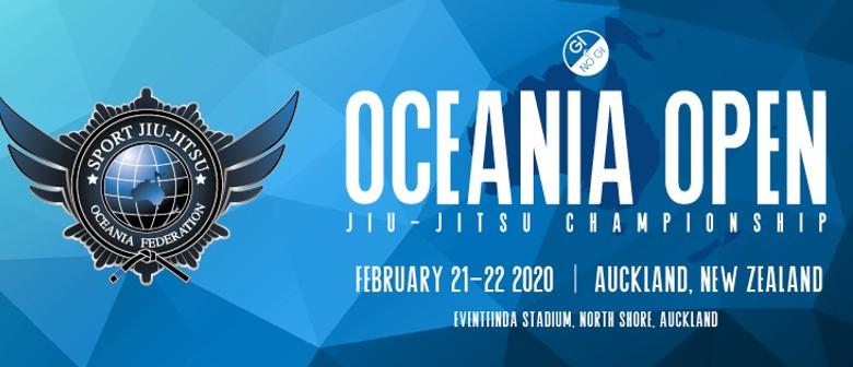 Oceania Open - Jiu Jitsu Championship