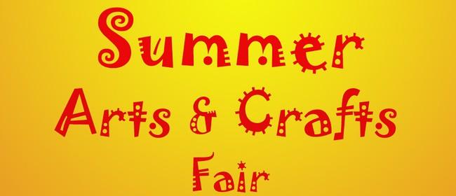 Summer Arts & Crafts Fair