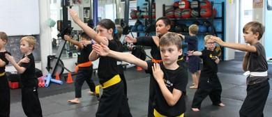 Little Ninjas Kids Classes