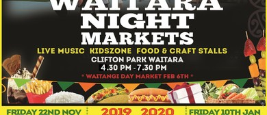Waitara Night Markets