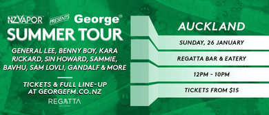 George FM Summer Tour