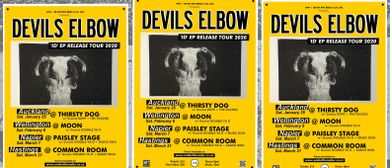 Devils Elbow ID - EP Release Tour 2020