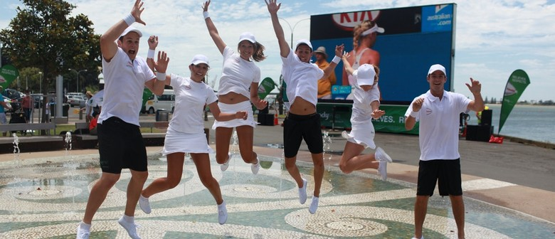 Panadol Summer of Tennis