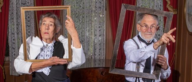 Journeys Framed - Performance Art