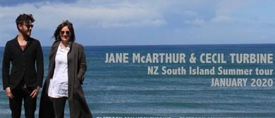 Cecil Turbine + Jane McArthur