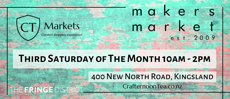 Makers Market: CANCELLED