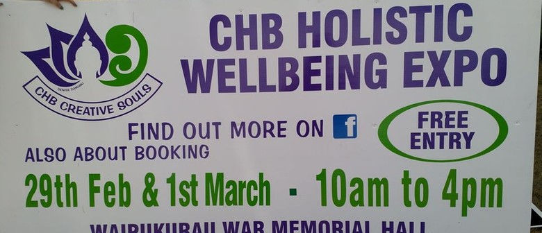 CHB Holistic Wellbeing Expo
