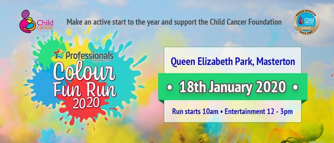 Professionals Colour Fun Run