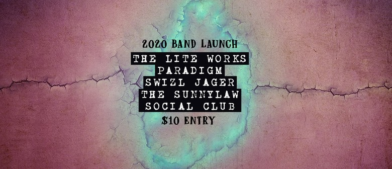 2020 Band Launch