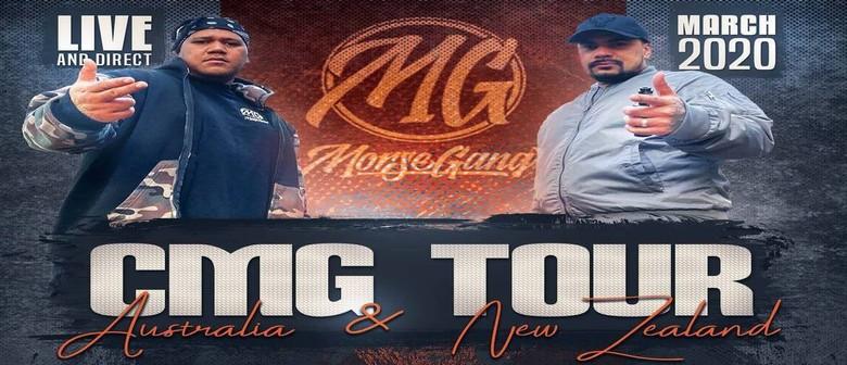 Morse Gang - CMG Tour: POSTPONED