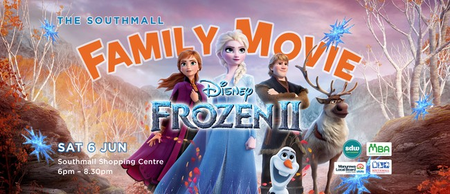 Southmall Indoor Movie: CANCELLED