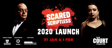 Scared Scriptless 2020 Launch