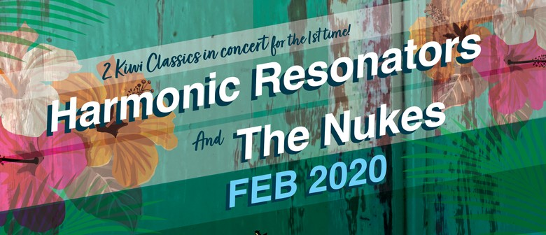 Harmonic Resonators and The Nukes in concert