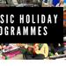 School Holiday Programme - Wellington