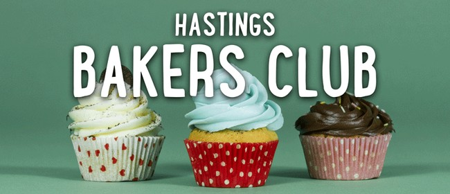 Bakers Club: POSTPONED