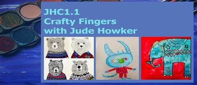 JHC1: Crafty Fingers with Jude Howker