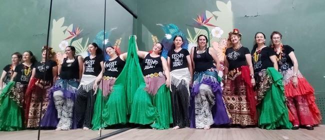 Belly Dance: The Caravan Project