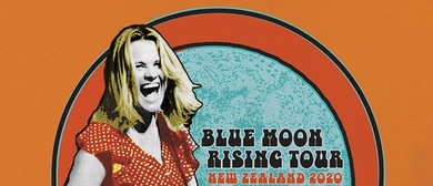 Jackie Bristow 'Blue Moon Rising Tour New Zealand 2020'