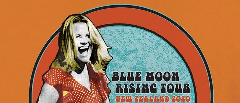 Jackie Bristow 'Blue Moon Rising Tour New Zealand 2020'