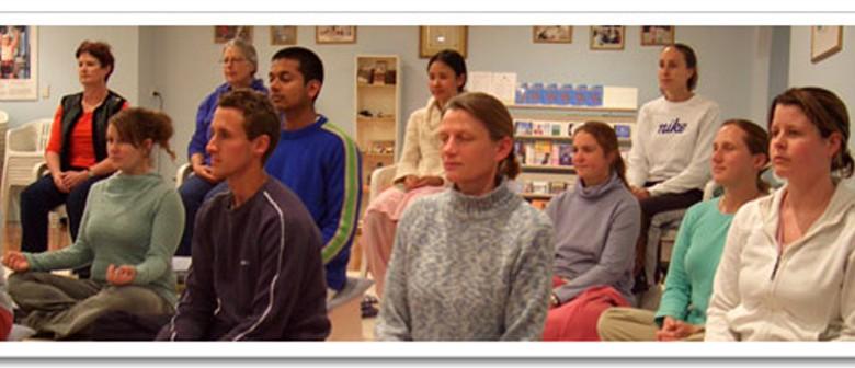 Introductory Meditation Workshop