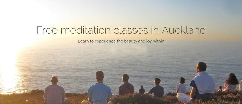 Introductory Meditation - Mt. Eden/Kingsland